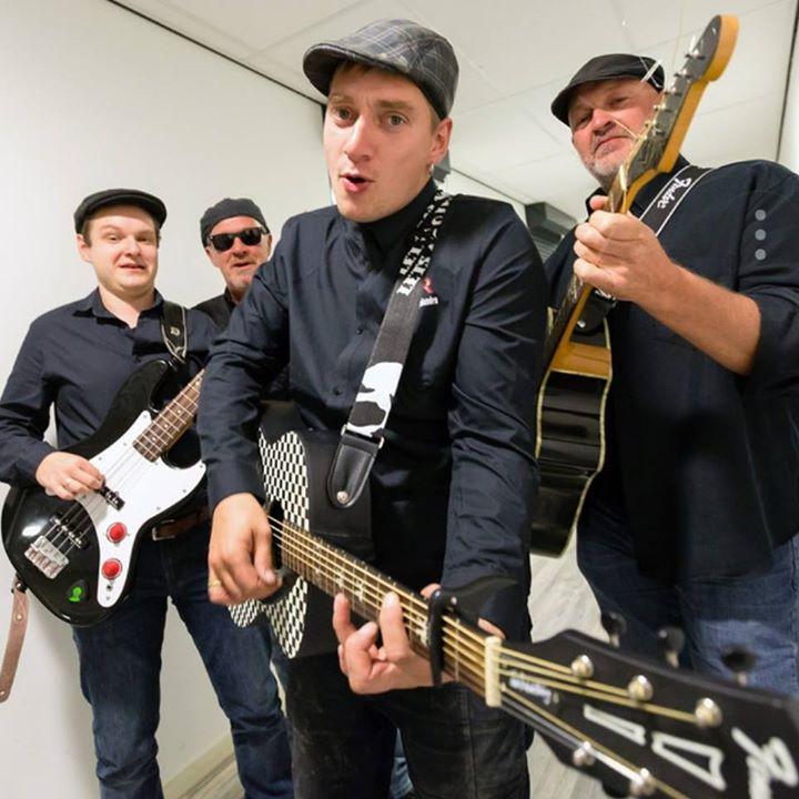 LIVE: band Rock'n Rolluiken op Koningsdag GEANNULEERD
